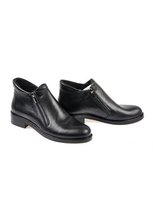 Ботинки черные | 4201516