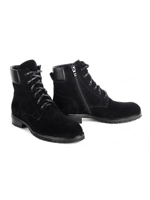 Ботинки черные   4879329