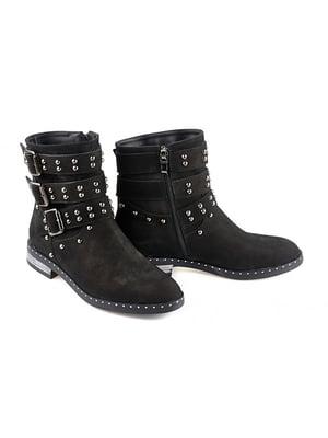 Ботинки черные | 4879331