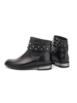Ботинки черные | 4879334
