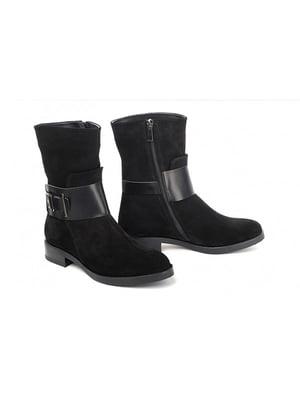Ботинки черные | 4879340