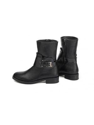 Ботинки черные | 4879341