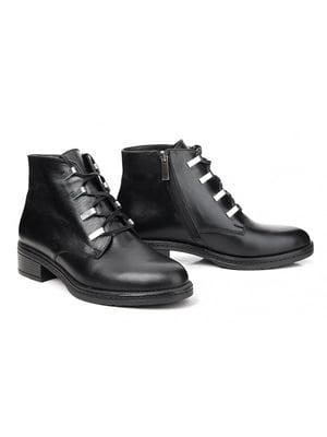 Ботинки черные | 4879343