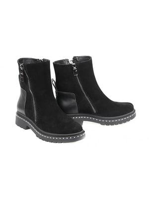 Ботинки черные | 4879348