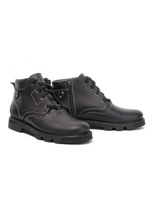 Ботинки черные   4879335