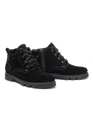 Ботинки черные   4879336