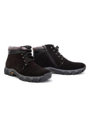 Ботинки черные   4879337