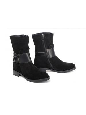 Ботинки черные | 4879342