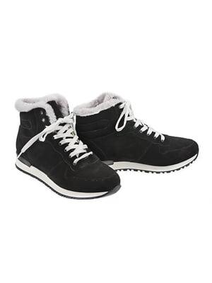 Ботинки черные | 4879374