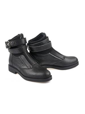Ботинки черные | 4879376