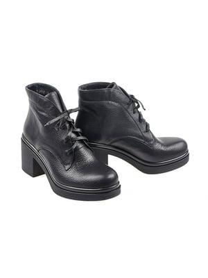 Ботинки черные | 4879384