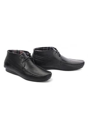Ботинки черные   4879397