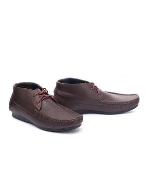 Ботинки коричневые | 4879398