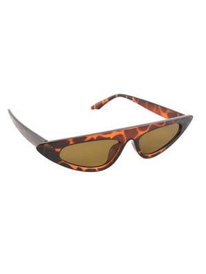 Очки солнцезащитные | 4885239