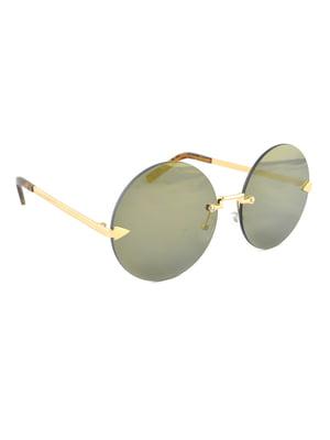 Очки солнцезащитные | 4885297