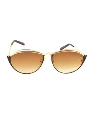 Очки солнцезащитные | 4885306