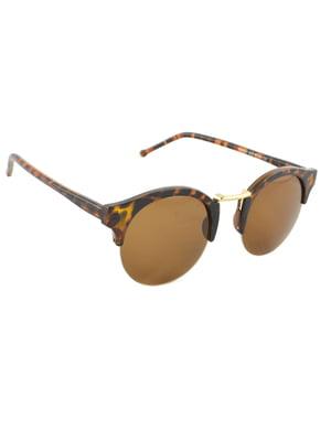Очки солнцезащитные | 4885312