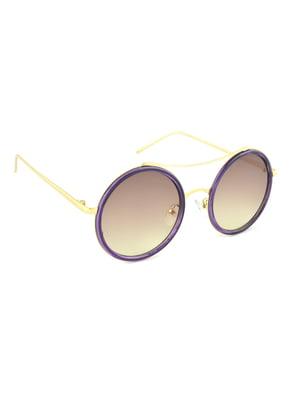 Очки солнцезащитные | 4885350