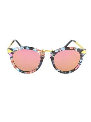 Очки солнцезащитные | 4885365