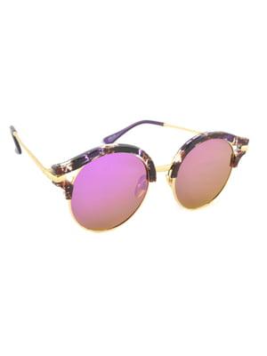 Очки солнцезащитные | 4885344