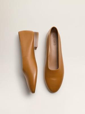 Туфли рыжего цвета | 4867013