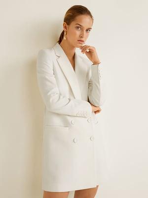 Пальто белое   4885546