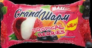 Крем-мыло твердое «Тропические ягоды» (140 г) | 4885476