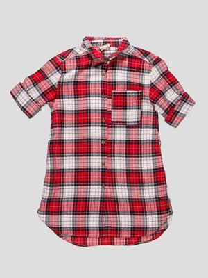 Рубашка в клетку | 2776641