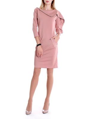 Платье розовое | 4885058