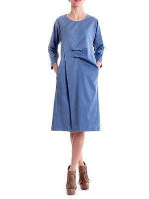 Сукня синя   4885060