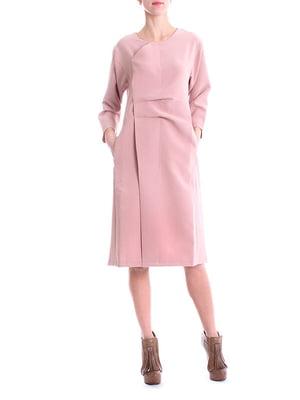 Платье розовое | 4885061