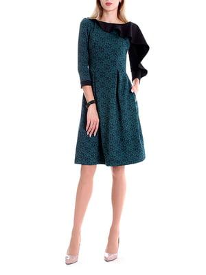 Платье зеленое | 4885063