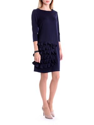 Сукня синя | 4885076
