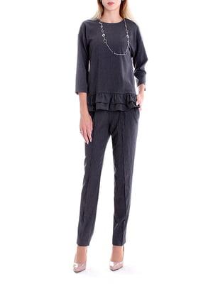 Костюм: блуза и брюки | 4885101