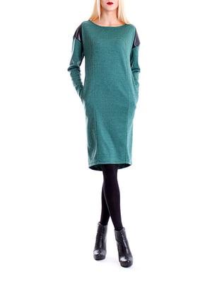 Платье зеленое | 4885102