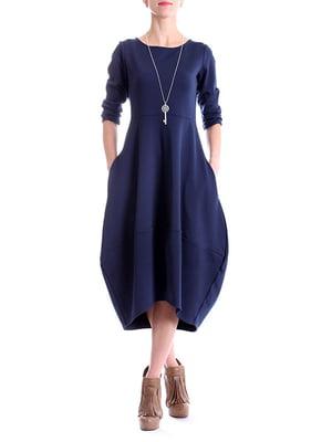 Сукня синя | 4885105