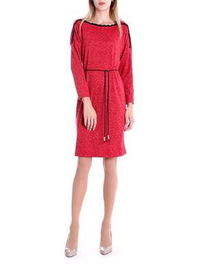Платье красное | 4885115