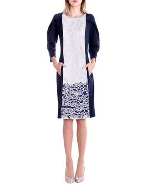 Сукня синя | 4885118