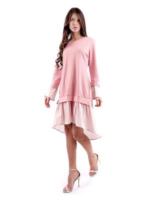 Сукня рожева   4885128