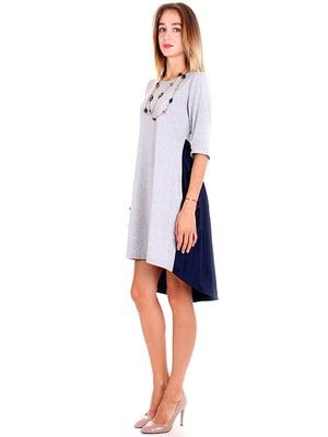 Сукня двоколірна | 4885130