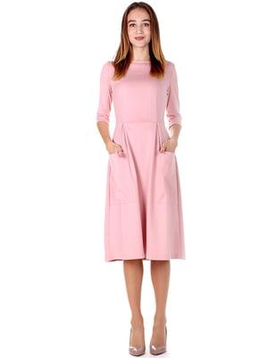 Сукня рожева | 4885135