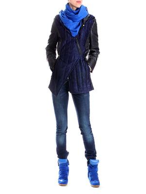 Куртка темно-синяя | 4885171