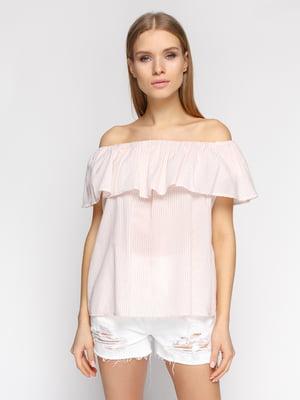 Блуза в полоску | 4871486