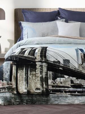 Комплект постельного белья двуспальный (евро) | 4886117