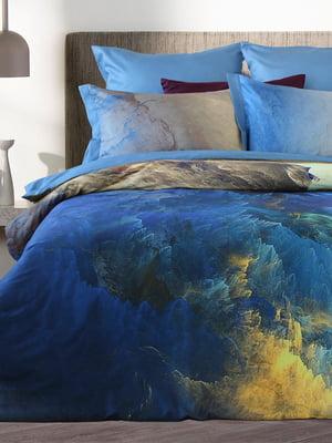 Комплект постельного белья двуспальный (евро) | 4886121