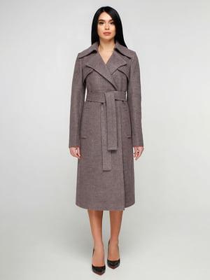 Пальто бузкове | 4886139