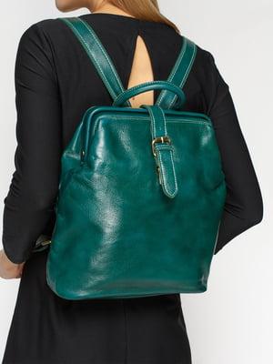 Рюкзак зеленый | 4884736