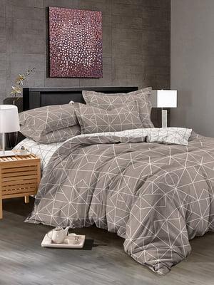 Комплект постельного белья двуспальный | 4886678
