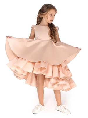 Сукня карамельного кольору   4886266