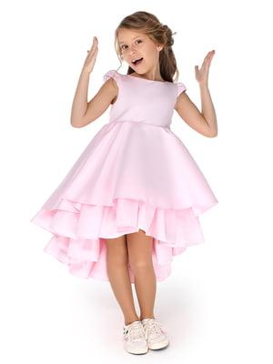 Платье розовое | 4886273